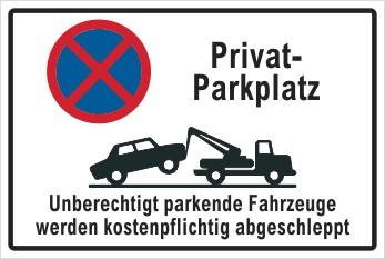 gefahren bei parken auf privatparkplatz ohne schild auto parkplatz. Black Bedroom Furniture Sets. Home Design Ideas